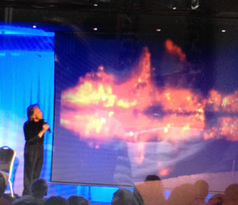conférence de Gregg Braden à Barcelone en mai 2015