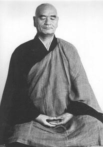 Taisen Deshimaru, grand maître Zen